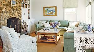 Beautiful Beach Cottages Coastal Living - Coastal living family rooms