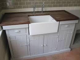 Original Freestanding BelfastButler Sink Kitchen Unit EBay By - Ebay kitchen sinks