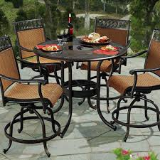 High Patio Table 11 Best Patio Dining Sets For 2017 Outdoor Patio Furniture