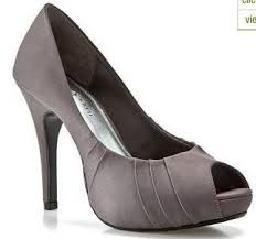 grey bridesmaid shoes found my bm dresses and shoes weddingbee