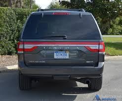 Lincoln Navigator 2015 Interior 2015 Lincoln Navigator Quick Spin