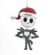 skellington the nightmare before ornament