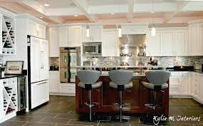 black granite top kitchen island kitchen island modern kitchen design refrigerator crown molding