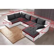 canapé en u image result for canape dimension en u sofa canapés