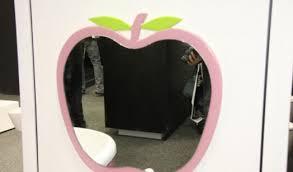 spiegel für kinderzimmer kinderzimmer gestalten das neue rosa kinder badezimmer interbath