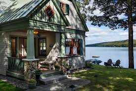 Lakeside Cottage Plans Waterfront Tms Architects