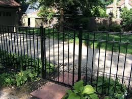 aluminum fence gate self closing hinges aluminum fence gate