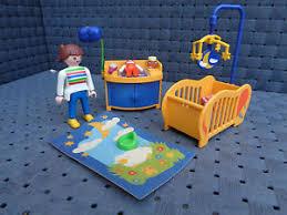 chambre de bébé playmobil playmobil 3207 chambre de bebe complet ebay