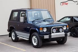 1990 mitsubishi pajero xl turbo diesel l044gv