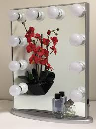 hollywood makeup mirror with lights lighting good looking small hollywood vanity mirror with lights
