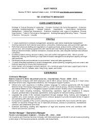 operations manager resume template resume example for contract manager frizzigame contracts manager resume www inspirenow