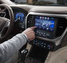 gmc acadia gets minor updates for 2018 model year autoevolution