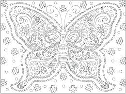 coloring pictures of small butterflies butterfly coloring page printable butterflies coloring page