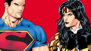 imágenes wonder woman superman a look at wonder woman and lois lane comiconverse