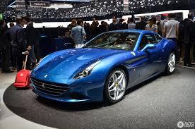 Ferrari California Navy Blue - image gallery 2014 ferrari blue