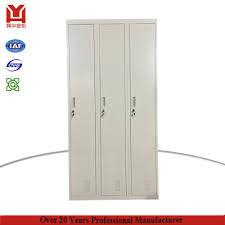 3 Door Filing Cabinet by Sale High Quality 3 Door Electronic Locker Almirah Design