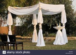 chuppah canopy the wedding canopy a chuppah stock photo 27937931 alamy