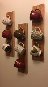 Kitchen Utensil Holder Ideas Best 25 Coffee Cup Storage Ideas On Pinterest Coffee Cup Holder