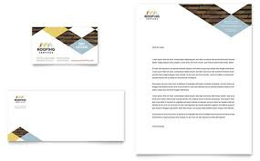 Business Cards And Headed Paper Construction Letterheads Templates U0026 Designs