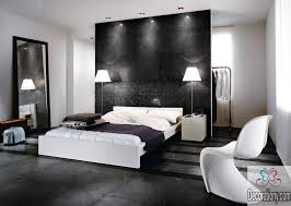 Cool Black And White Bedroom Ideas Black And White Bedroom - Black white and silver bedroom ideas