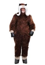 lemur halloween costume muskox costume for adults