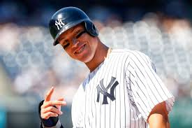 Aaron Judge Made His Mlb Debut In Center Field - yankees phenom aaron judge was born for the home run derby