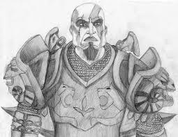 kratos god armour by iamyourhuman42 on deviantart
