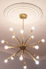 Modern Dining Room Light Fixtures Best 25 Mid Century Lighting Ideas On Pinterest Mid Century