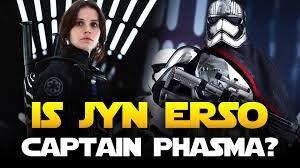 jyn erso felicity jones wallpapers rogue one does jyn erso become captain phasma and is she rey u0027s