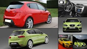 seat leon all years and modifications with reviews msrp