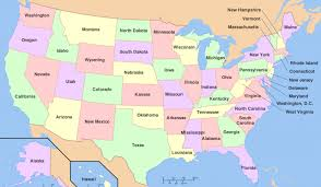 map us states bordering canada u s states bordering the most other states worldatlas
