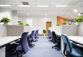 agencement de bureaux cloison amovible cloisonnement espace de