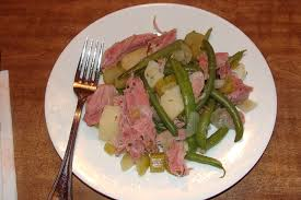 ham and string beans slow cooker style cindy u0027s recipes and writings