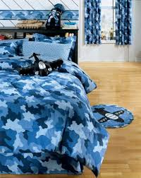 Blue Camo Bed Set My Family Camouflage Bedding Bet Set Complete For Your