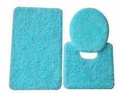 light blue bathroom rugs home design styles