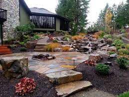 Fire Pit With Water Feature - incorporating a water feature into your garden sublime garden