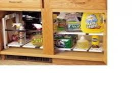 kitchen under cabinet storage under kitchen sink storage lovely under sink storage options hgtv