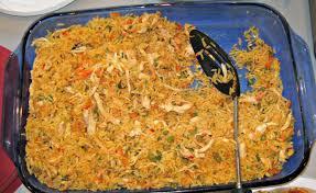 la cuisine portugaise la cuisine de au printemps riz au poulet portugais