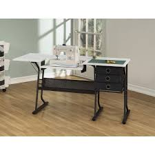 Studio Designs Studio Designs Eclipse Sewing Machine Table With Drawers Free