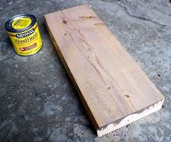 Minwax Water Based Stain With Minwax Water Based Wood Stain After by Rustic Yet Refined Wood Finish Ana White Woodworking Projects