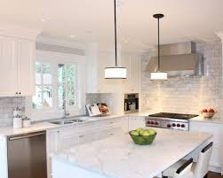 houzz kitchens backsplashes marble subway backsplash tile houzz