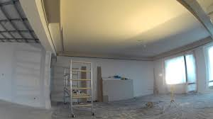 drywall finishing concealed lighting youtube