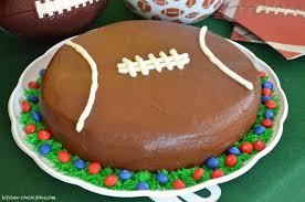 football cake football party ideas including diy football cake tailgating