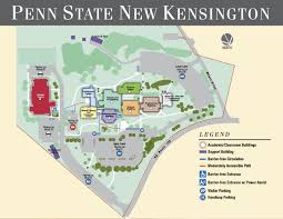 Penn State Harrisburg Campus Map by West Penn State Campus Map Pictures To Pin On Pinterest Pinsdaddy