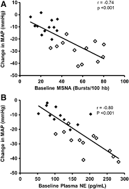 Map Mean Arterial Pressure Aging Enhances Autonomic Support Of Blood Pressure In Womennovelty