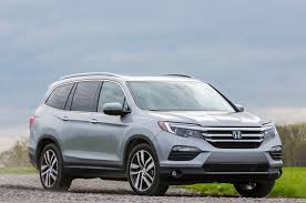 2017 honda pilot reviews and rating motor trend