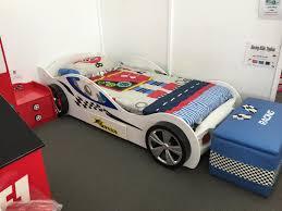 bambino racer u201d single car bed u2013 black only bambino home