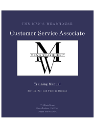 training manual the men u0027s wearhouse barcode point of sale