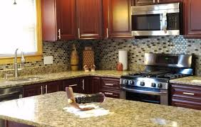 giallo fiorito granite with oak cabinets kitchen bath and exteriors gallery stone cabinets