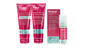 review viviscal gorgeous growth densifying range novella